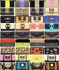 Ladies Authentic Anna Smith Designer Purse Women LYDC Wallet Hand Bag Boxed Gift