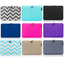 "Runetz - Soft Sleeve Cover for MacBook 11"" 13"" 15"" Pro Retina & Air Laptop Case"