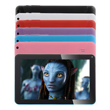 "Colors 9"" Android 4.4 Kitkat Tablet PC A23 Dual Core 8GB Dual Camera WiFi 1.5GHz"