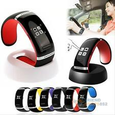 New Bluetooth Wrist SMART Bracelet Watch Phone for IOS Android iPhone 5s 6 #F8s