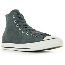 Converse CT All Star Suede Hi Grey Womens Trainers