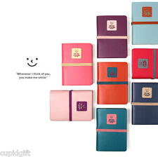 2015 Smiley Diary Planner Journal Scheduler Agenda Book Organizer Decor Sticker