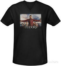 The Tudors - The Final Seduction V-Neck T-Shirt