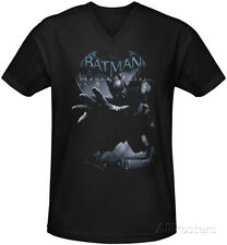 Batman Arkham Origins - Out Of The Shadows V-Neck T-Shirt