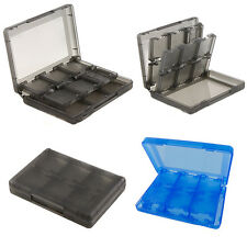 28-in-1 Game Card Case Holder Cartridge Box 3DS LL XL NDS Accessories