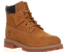 12909 Genuine Original Classic Timberland 6 inch Premium Wheat Youth Junior