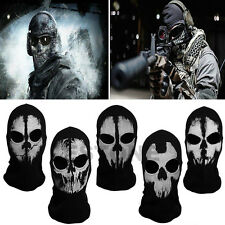 5 Ghost Balaclava Motorcycle Cycling Call of Duty Game Airsoft Full Face Mask