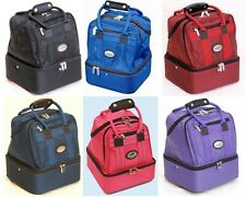 EMSMORN MINI LAWN BOWLING BOWLS BAG + FREE CARRIER NEW - 6 COLOURS