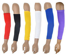 Stretch Sports Protective Armlet Basketball Long Sleeve Arms Guard/Protector