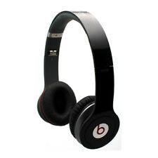 Genuine Beats By Dr. Dre Beats Solo HD On-Ear Durable Compact Folding Headphones