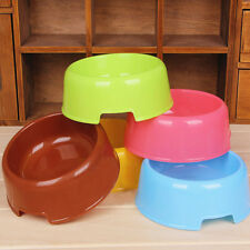 Pet Feed Bowl Feeder Dish Pubby Dog Cat Bowl Water Bowl Practical Food Box