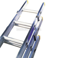 Extension Ladders Triple / 3 Sections Trade BS EN131 British Made