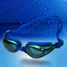 Professional Anti Fog Waterproof Glasses and UV Protection HD Swimming Goggles