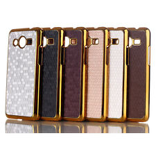 Luxury Bling Chromed Cover Hard Case For Samsung Galaxy Core 2 G355H  So Cool