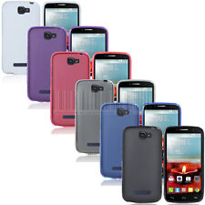 Matte TPU Gel Skin Rubber Case Soft Cover For Alcatel One Touch Pop Icon 7040T