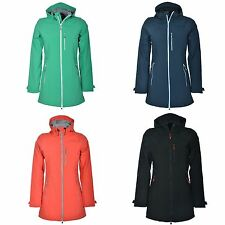 First B Shelbi Damen Softshellmantel Softshell Jacke Mantel versch.Farben WOW