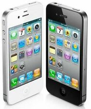 Apple iPhone 4  8GB  Black OR White Verizon Smartphone for Verizon and Page Plus
