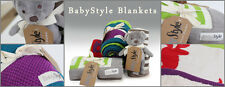 Babystyle Complementing Pram Blankets