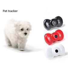 GPS Pet Tracker Real-Time Tracking For Dogs and Large Cats Bow Tie MMS Video