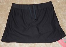 Womans Athletic Skorts /Skirt  Stretch w/ elastic waistband & inner drawlstring