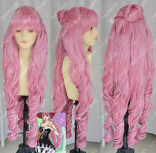 After Bang Road / Peiluo Na / Perona Two Years / 90 cm , Slightly Curled Wig Cos
