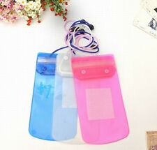 Swimming Waterproof Phone Cases Bag Cheap Fashion Screen Touch PVC Pouch Bag 1pc