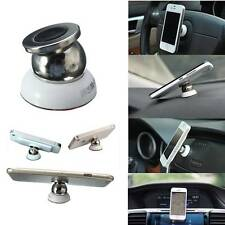 360° Rotating Universal Car Mount Kit Sticky Magnetic Stand Holder for Phone GPS