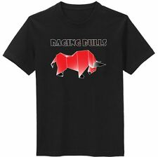 ORIGAMI RAGING BULLS TORO BRAVO V 5 BLACK RED BRED TODDLER YOUTH KID Shirt NEW T