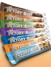 Oh Yeah! Victory Protein Bars 12/Box Healthy Alternative to Quest Bars 8 Flavors