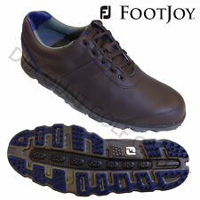 Mens Footjoy DryJoys Casual Golf Shoes  - Dark Brown