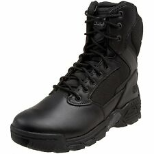 """Magnum Mens 8"""" STEALTH FORCE 8.0 Black Police Army Combat Boots 5220"""