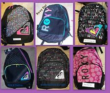 Roxy Student Backpacks - Many New Colorful Dotted Patterns MSRP $45+ New