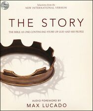 Story, NIV: The Bible as One Continuous Story of God and His People, Audio CD