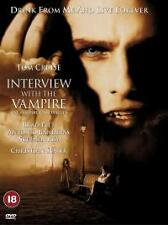 Interview With The Vampire Special Edition DVD Brad Pitt Tom Cruise MINT 49p