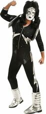 KISS The Spaceman Ace Frehley Deluxe Men Costume