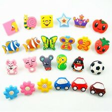 Cute Soft Kids Bedroom Cabinet Drawer Dresser Knob Anticollision Pull Handle GBW