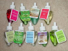 BATH & BODY WORKS WALLFLOWERS HOME FRAGRANCE REFILLS BEACHY *CHOOSE YOUR SCENT*