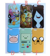 Adventure Time Finn Jake Beemo Marceline Case Cover For iPhone Samsung Galaxy