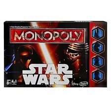 Monopoly - Star Wars, DC Comics, Doctor Who, Game of Thrones, Walking Dead, IOW