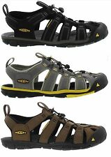 New Keen Clearwater CNX Mens Waterproof Sandals Shoes Size UK 7-14