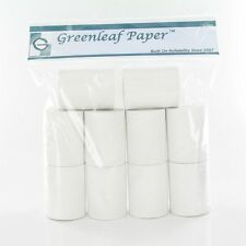 10-PACK Greenleaf 3 1/8 inch (80mm) x 230ft Thermal Rolls for POS Printer System