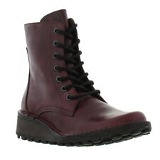 New Fly London Marv Womens Leather Boots Ladies Shoes Size UK 6 SALE