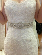 Maggie Sottero and Midgley Tracey Wedding Dress Gown Lace Sweetheart 6-8-10-1218