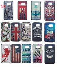 Colorful Pattern Painting Hard Case Cover Skin For Samsung Galaxy S6 A7 A5 A3