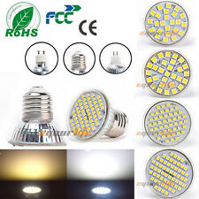 E27/GU10/MR16 24/29/48/60 3528/5050 SMD LED Spotlight Warm/Cool White lámp UB