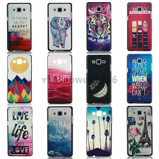 Hybrid Patterned PC Hard Back Phone Case Cover Skin For Samsung Galaxy A5 A5000
