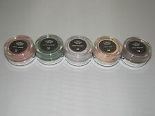 Bare Minerals Bare Escentuals Eyeshadow VELVET EYECOLOR .01 oz/.28g U CHOOSE New