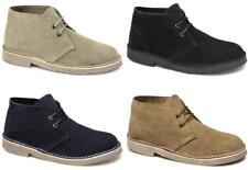 Cotswold SAHARA Mens Womens Ladies Soft Suede Leather Lace Up Ankle Desert Boots