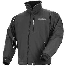Arctic Cat Men's Boondocker Non-Insulated Snowmobile Jacket - Black - 5240-54_