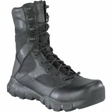 "Reebok 8"" Tactical Side Zip Soft/Composite Toe Boots"
